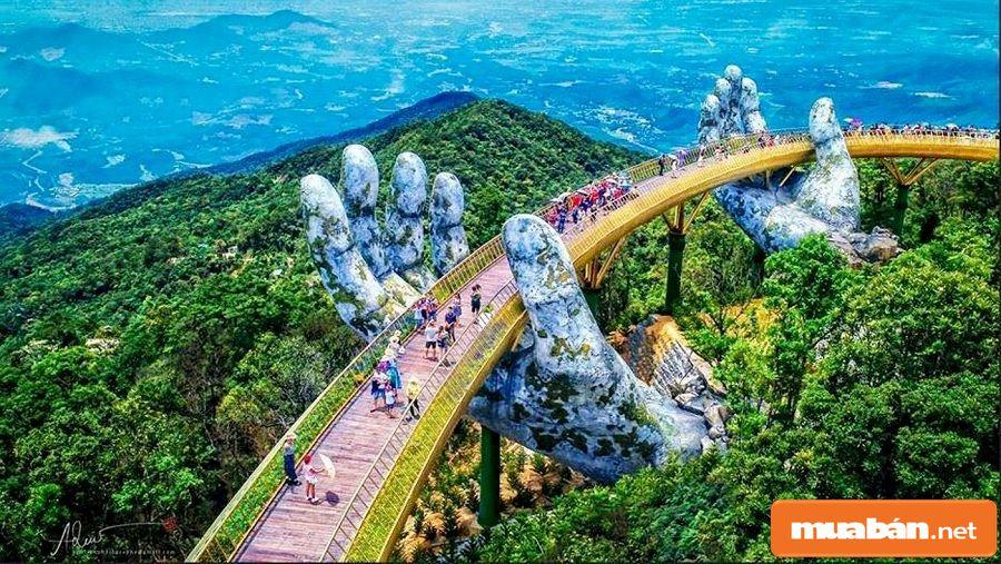 Du lịch ảnh hưởng rất nhiều đến thị trường bất động sản Đà Nẵng.