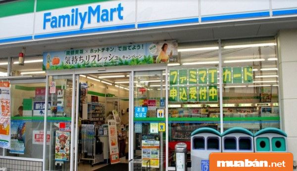 Family Mart Tuyển Dụng Parttime