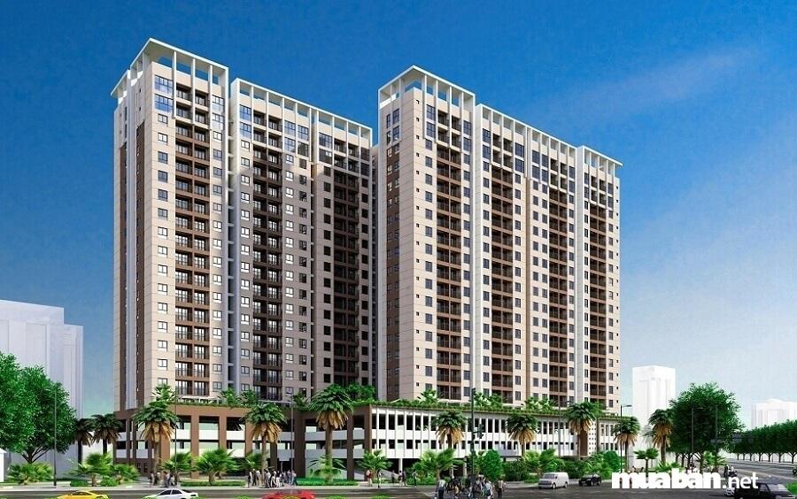 Hiện nay, căn hộ High Intela có giá bán chỉ từ 23,3 triệu /m2 (đã bao gồm VAT).