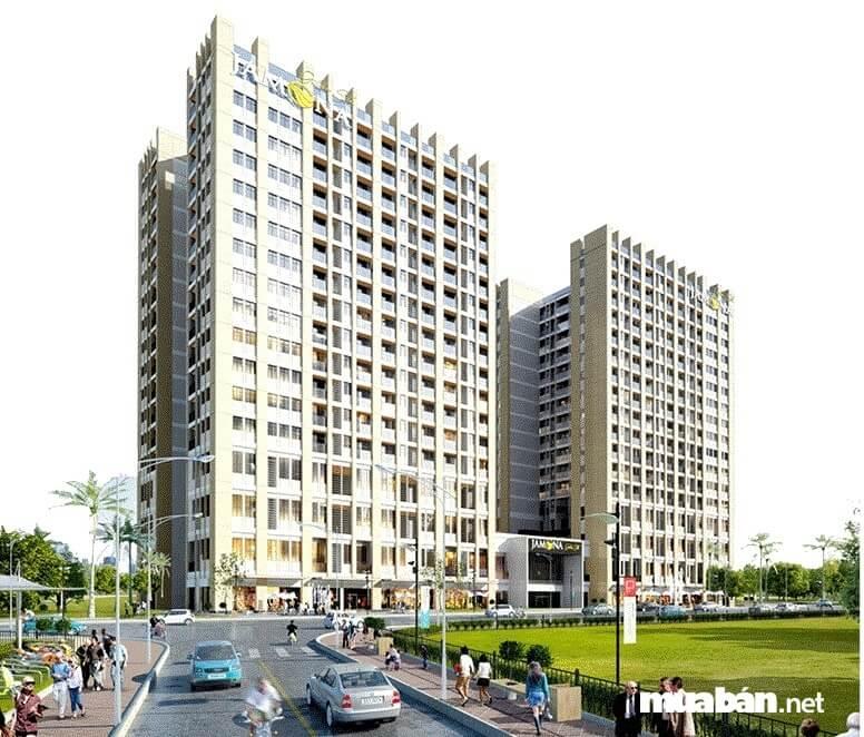 Dự án căn hộ Jamona Heights có liên kết vùng vô cùng thuận tiện.