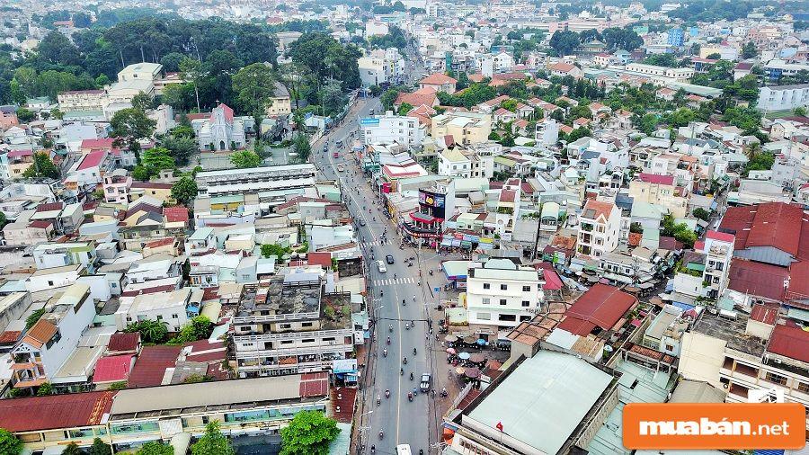 Thủ Đức trong tương lai sẽ trở thành một trung tâm thành phố Hồ Chí Minh.