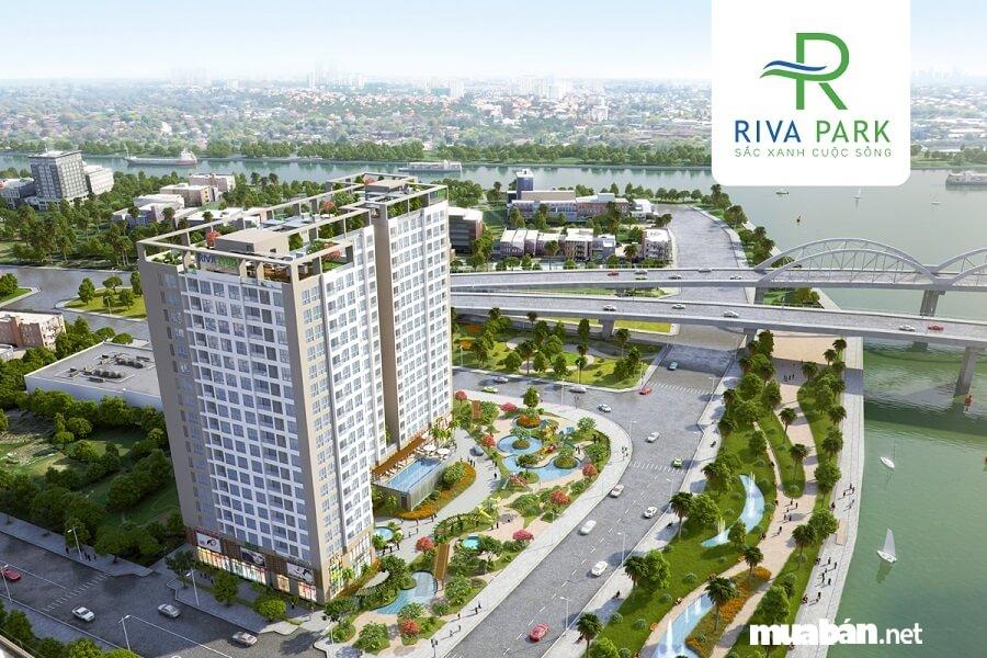 Riva Park quận 4 - nơi gia đình bạn trải nghiệm cuộc sống tiện nghi