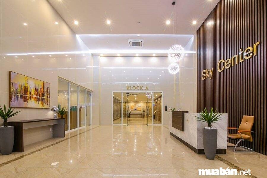 Chủ đầu tư bàn giao nhà cho khách hàng khi đã có nội thất hoàn thiện.