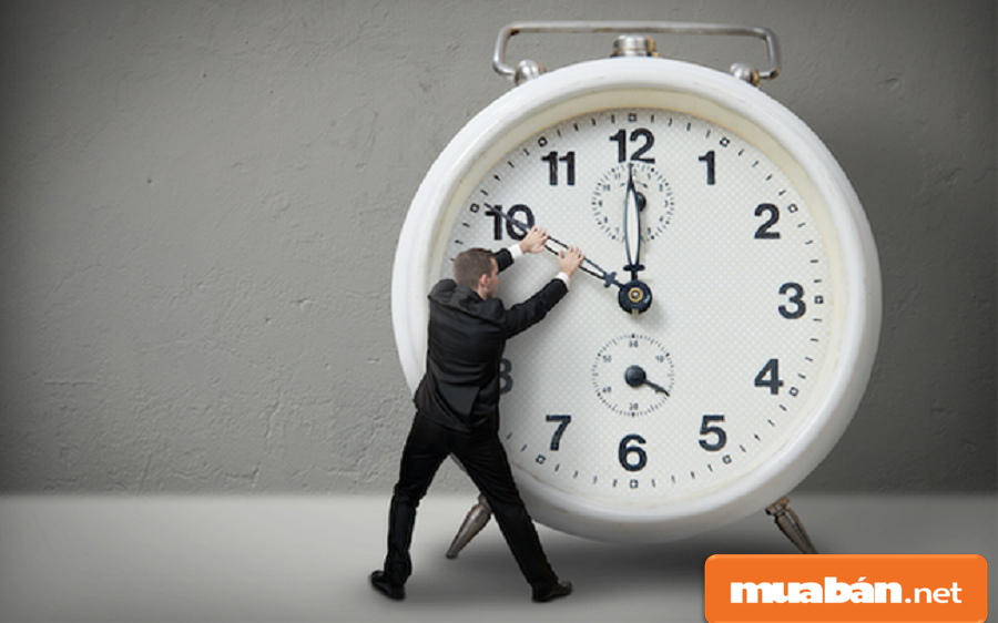 Bạn hãy xác đĩnh rõ là mình đang có nhu cầu tìm việc bán thời gian hay toàn thời gian?