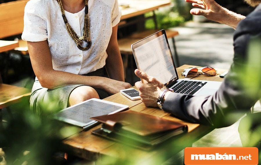 Xác định rõ nhu cầu ngành nghề bạn cần tìm là gì để tìm kiếm nhanh hơn.