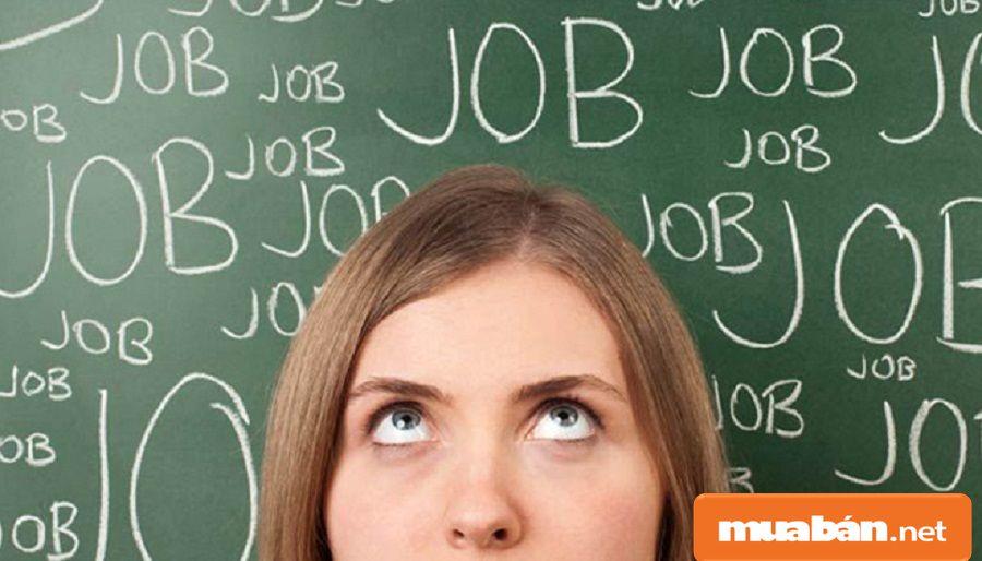 Khi tìm việc, bạn hãy cẩn trọng với những thông tin tuyển dụng thu phí của người tìm việc.