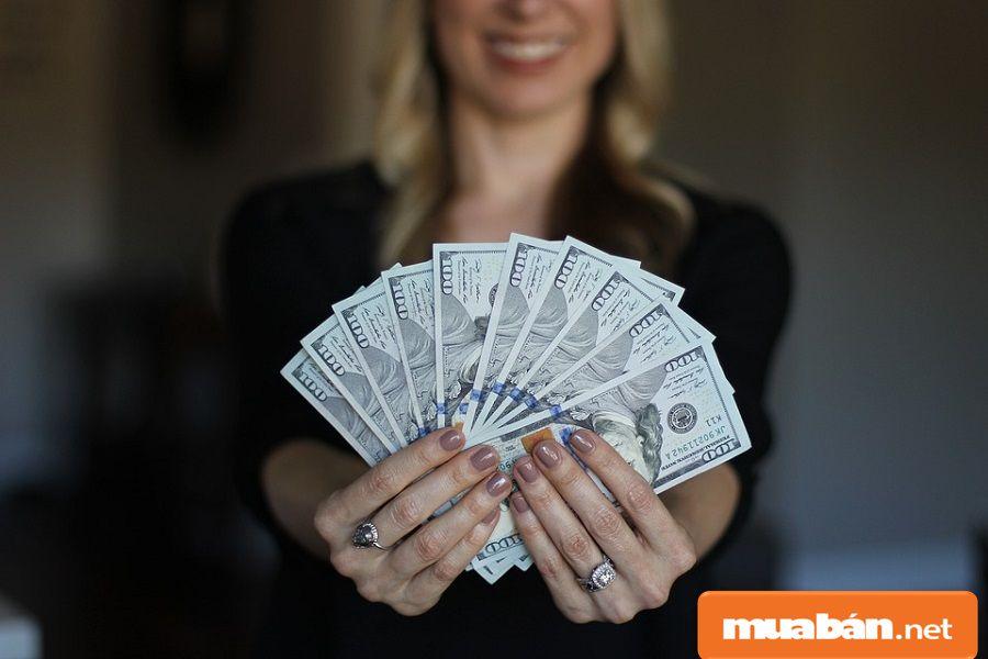 Bạn vừa có thể làm việc nhà, vừa có thể tranh thủ kiếm thêm thu nhập tại nhà.