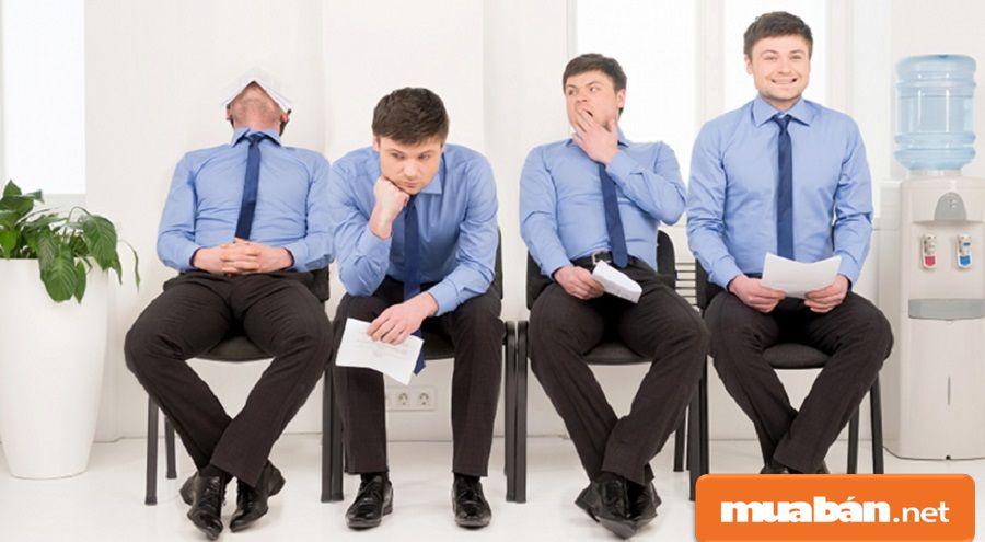Hãy tạo ấn tượng tốt cho ứng viên trong cuộc phỏng vấn để giảm áp lực cho họ.