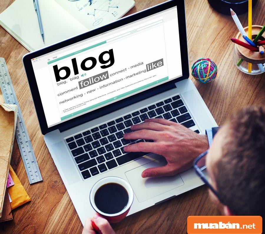 Công việc viết blog  này đòi hỏi bạn phải có kiến thức chuyên sâu trong lĩnh vực bạn viết.