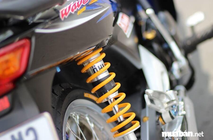 Trợ lực và giảm xóc được dùng loại cung cấp cho các giải đua Moto Gp trong nhiều năm qua.