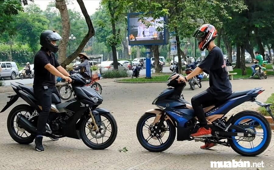 Yamaha Exciter 150 2019 và Honda Winner 150 là 2 mẫu xe côn tay thể thao ăn khách nhất nhất tại Việt Nam hiện nay.