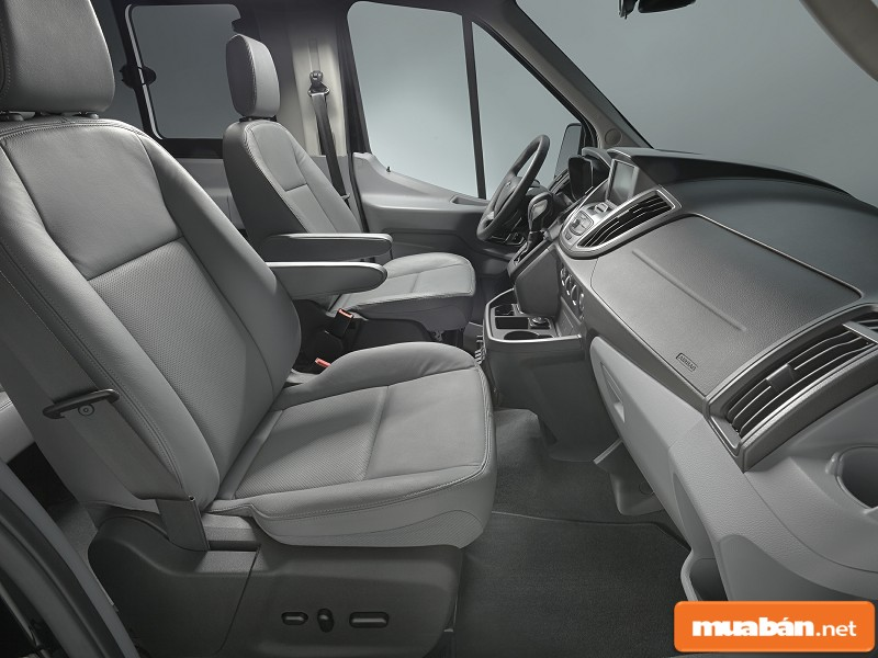Nội thất Ford Transit