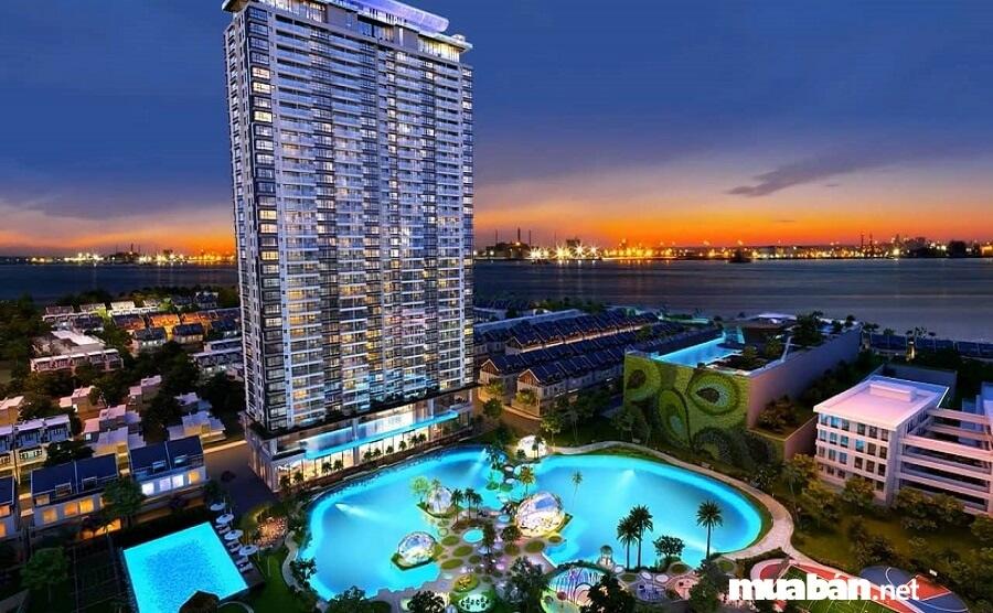 An Gia Skyline là dự án căn hộ tầm trung được xây dựng trên diện tích 2.658m2.
