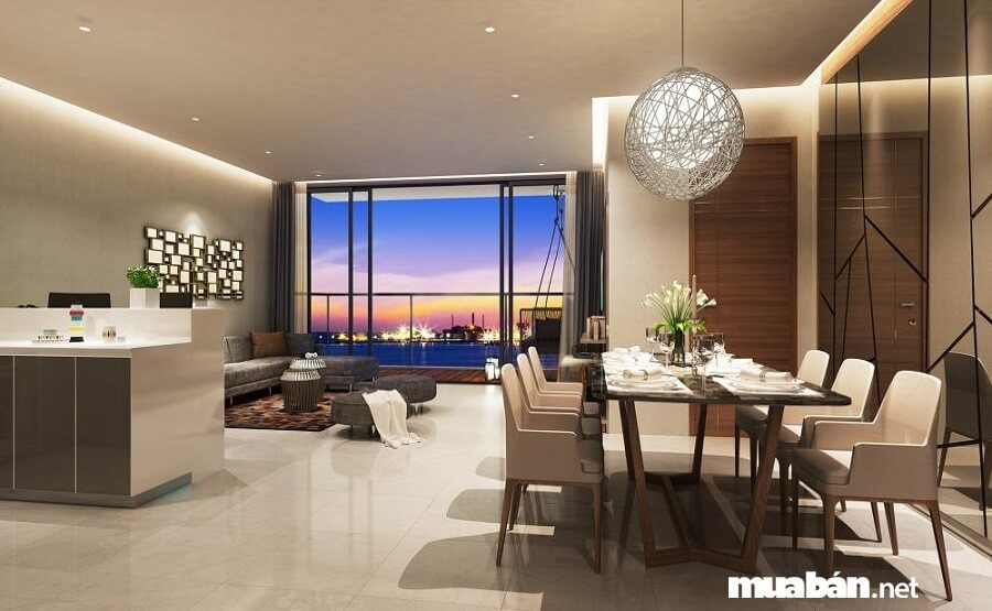 Các căn hộ An Gia Skyline dự kiến được chào bán với mức giá từ 1,5 tỷ đồng/căn (khoảng 26 triệu đồng/m2).