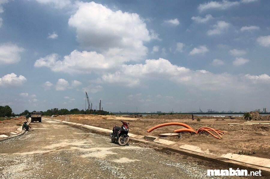 Đất nền Nhơn Trạch sốt liên tục trong năm 2019