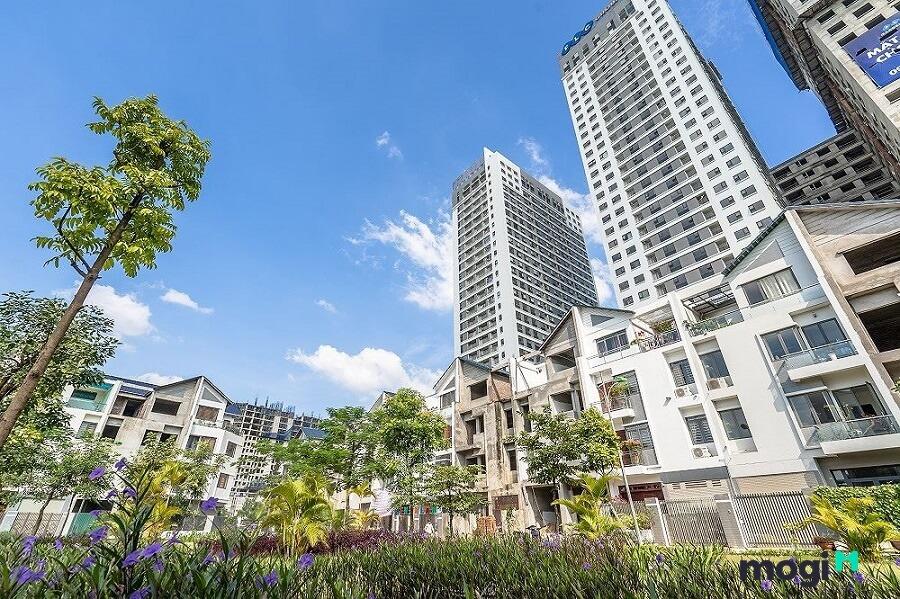 FLC Garden City đã từng gây chú ý mạnh mẽ trên thị trường bất động sản phía Tây thủ đô.