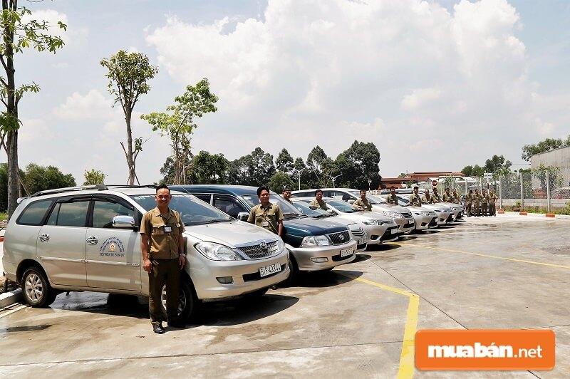 Trường dạy lái xe Quân Khu 7 hay còn gọi là Trường Cao Đẳng Nghề Số 7, chuyên đào tạo lái xe uy tín.