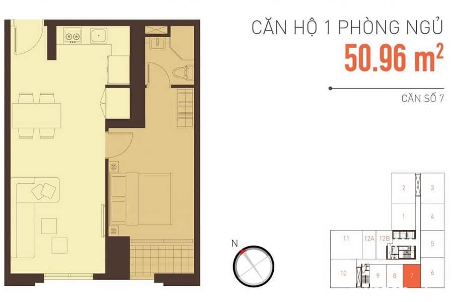 Căn hộ Icon 56 đang thực sự tạo được sức hút đối với người mua nhà tại quận 4, TP.HCM.