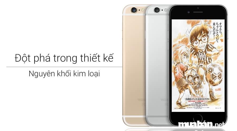 Bất chấp giá iPhone 6 Plus cũ khá cao, thiết kế sang chảnh khiến nhiều người muốn sở hữu nó