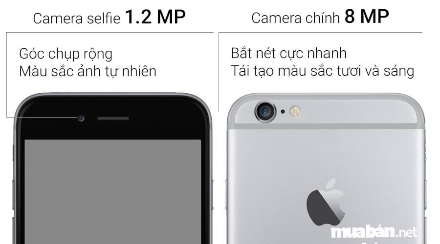 Điểm Nổi Trội Của Iphone 6 Plus So Với Đàn Anh Tiền Nhiệm Là Tốc Độ Lấy Nét Của Camera Cũng Được Đẩy Lên Gấp 2 Lần.