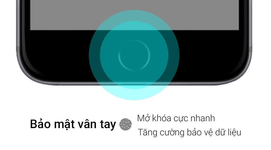 Iphone 6 Plus Cũng Được Trang Bị Tính Năng Bảo Mật Bằng Vân Tay