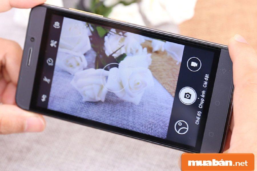 Là điện thoại cũ giá rẻ nhưng camera đáp ứng tốt các nhu cầu chụp ảnh cơ bản nhất của bạn.