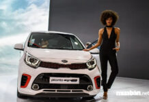 Kia Morning 2017 - mẫu xe ô tô cỡ nhỏ, giá bán tốt