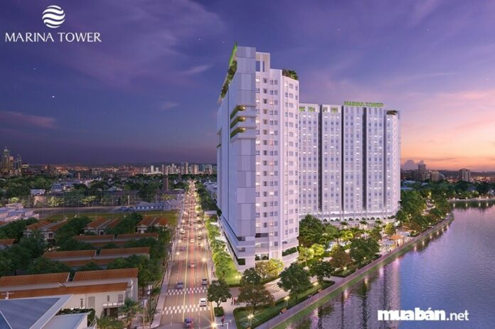 8 Lý do Marina Tower
