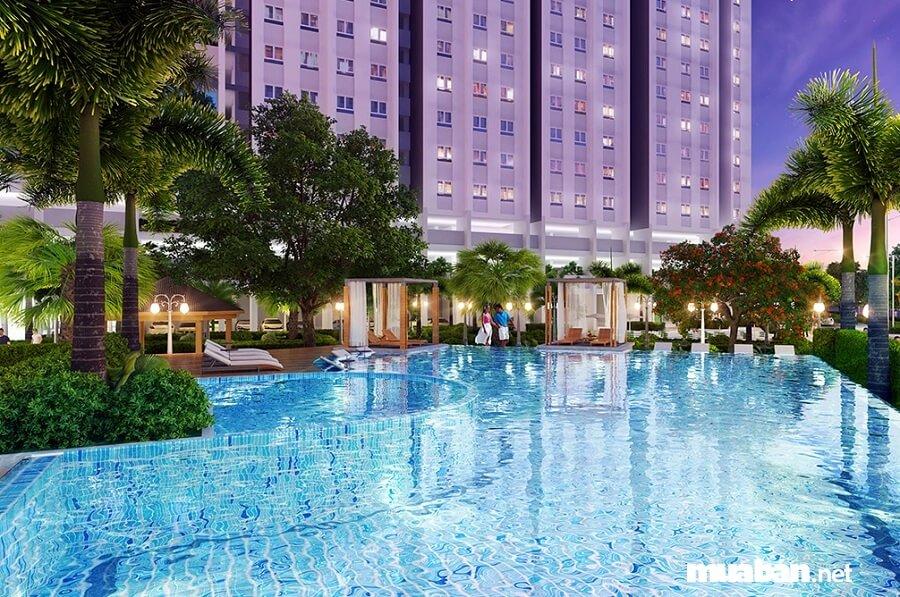 Tiện ích đa dạng góp phần làm tăng thêm giá trị cho căn hộ Marina Tower và khẳng định đẳng cấp của chủ nhân sở hữu.