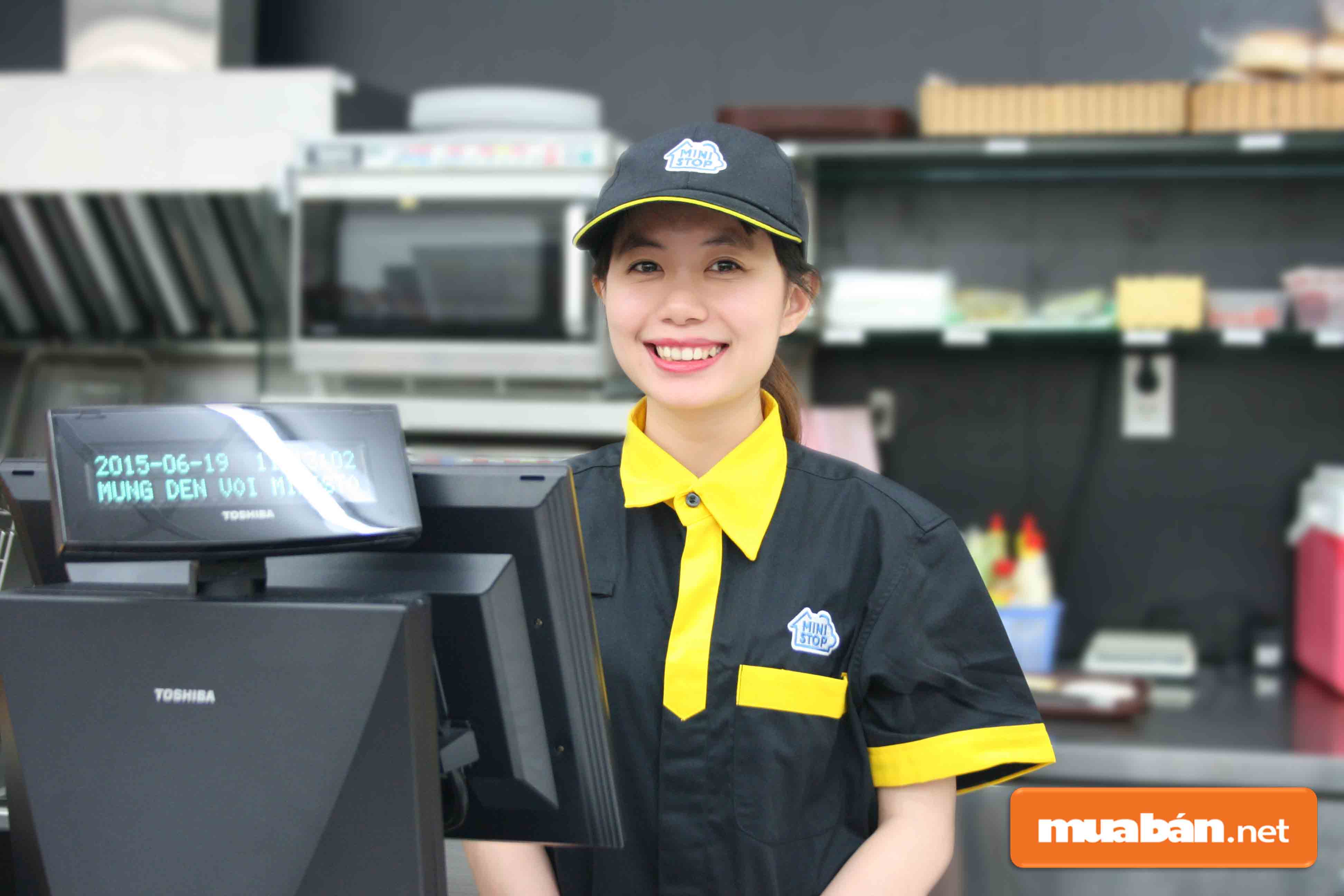 Ministop tuyển dụng