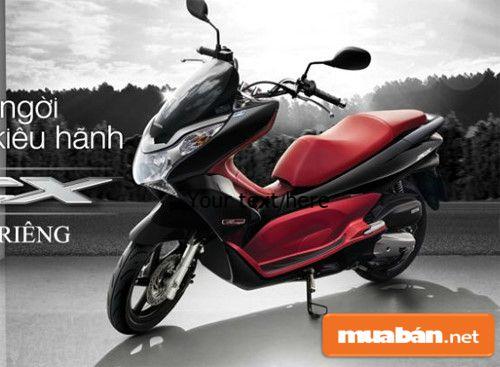 Honda PCX 2012