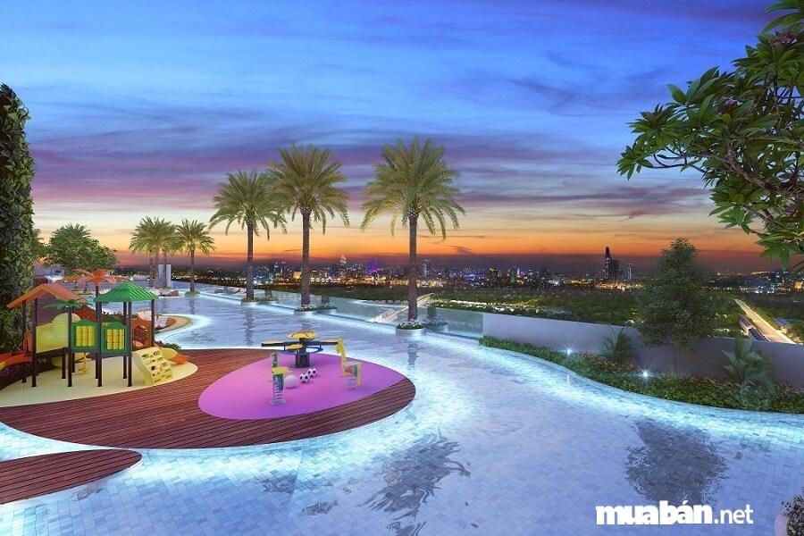 Dự án căn hộ River Panorama Quận 7 do An Gia Investment cùng với Tập đoàn Creed Group làm chủ đầu tư.