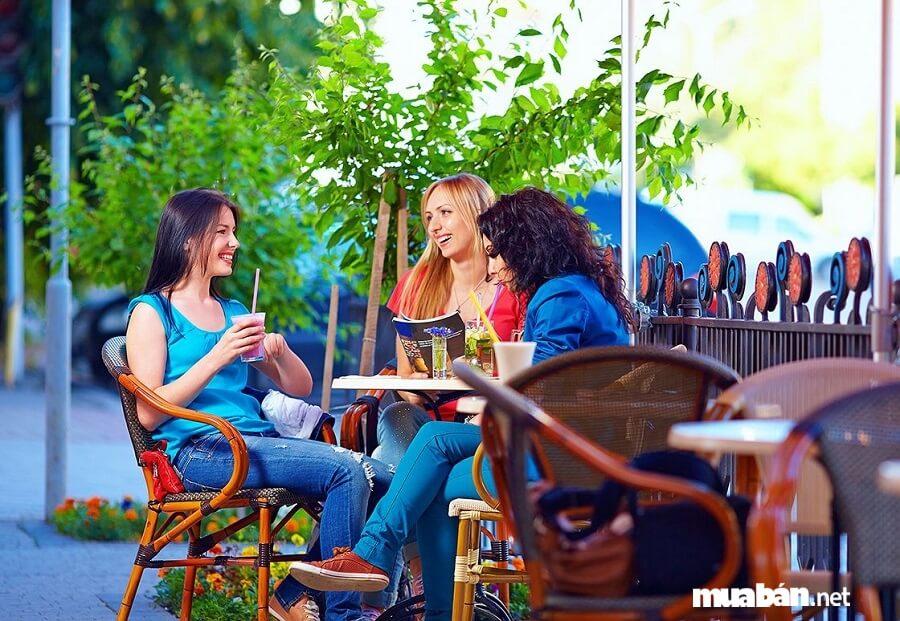 Điểm nhấn của Saigon Royal là khu nhà hàng 5 sao phong cách Địa Trung Hải