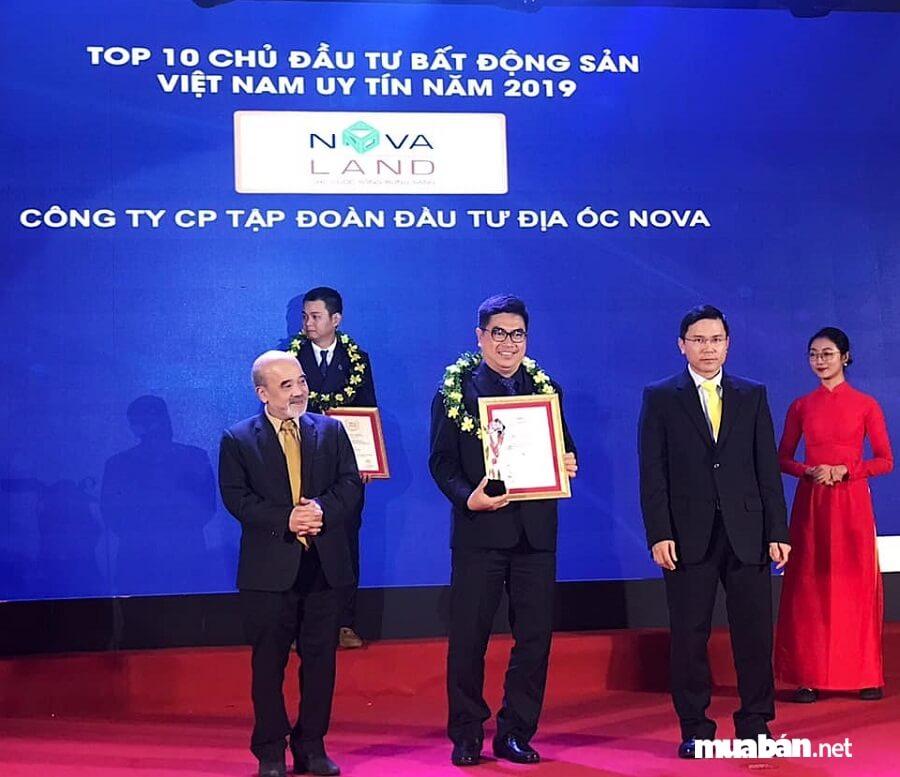 Chủ dự án là tập đoàn Novaland - một trong 10 chủ đầu tư bất động sản uy tín của Việt Nam.