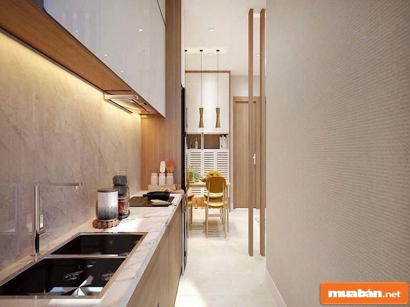 Thiết kế căn hộ Sunshine Avenue