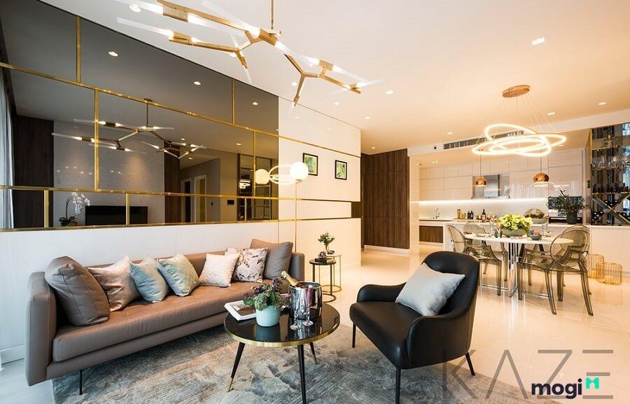 Ngày 07/10/2019, khu căn hộ mẫu Sunwah Pearl đã khai trương, đón khách đến tham quan và trải nghiệm các tiện ích.