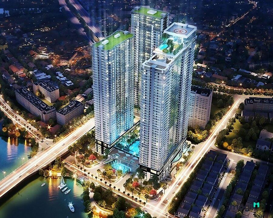 Sunwah Pearl – dự án căn hộ cao cấp của Sunwah Group có gì đặc biệt?