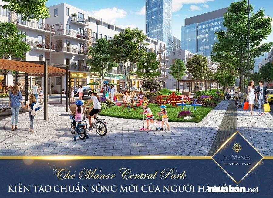 Sau thành công của khu đô thị The Manor Hà Nội, Bitexco Financial Tower, nhiều dự án bất động sản khác.
