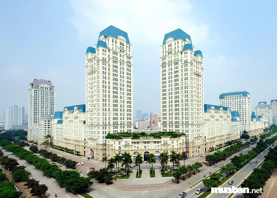 The Manor được đội ngũ tư vấn từ CZS và EE&K thiết kế quy hoạch tổng thể đô thị.