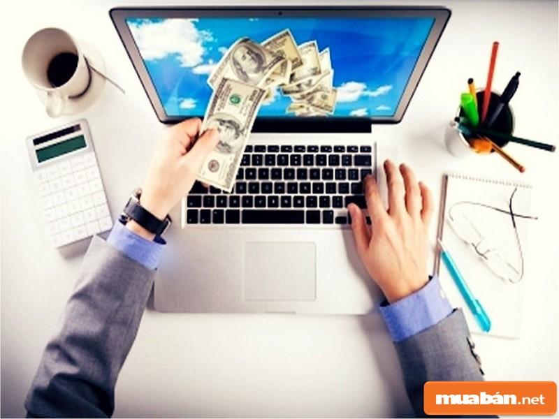 Kiếm tiền với Muaban.net