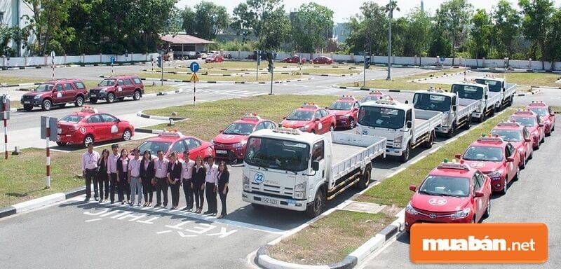 Trung tâm đào tạo và sát hạch lái xe Thành Công hiện đang là địa chỉ dạy học lái xe ô tô chất lượng hàng đầu tại TPHCM.