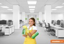 Tuyển tạp vụ văn phòng lương cao