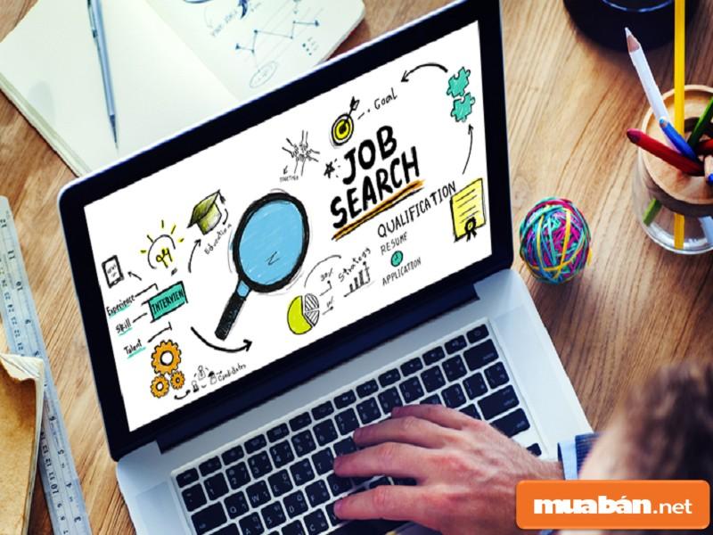 Tìm việc hiệu quả hơn với Muaban.net
