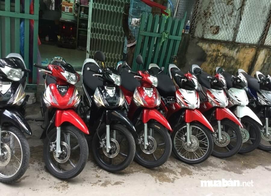 khách hàng sẽ không gặp phải tình trạng chặt chém mà luôn nhận được giá cả hợp lý khi mua xe máy cũ tại 2banh.