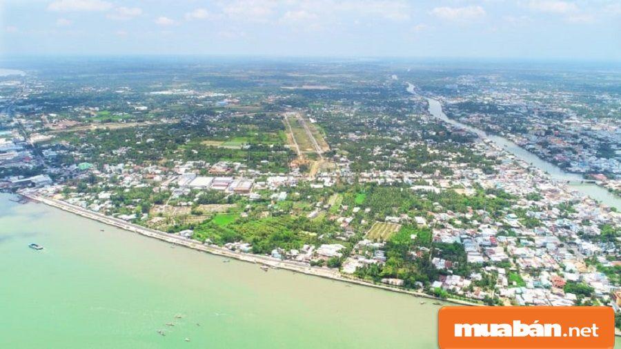 Vĩnh Long là tỉnh có chất lượng đất cao, độ phì nhiêu lớn, nguồn nước ngọt quanh năm.