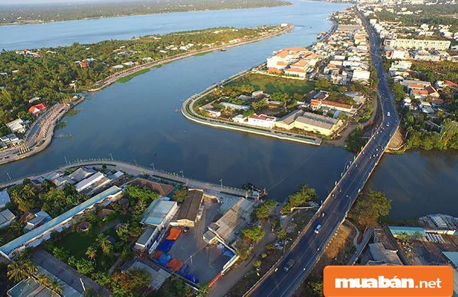 Thị trường bất động sản trong phân khúc đất nền Vĩnh Long có giá bán tăng lên 15%.