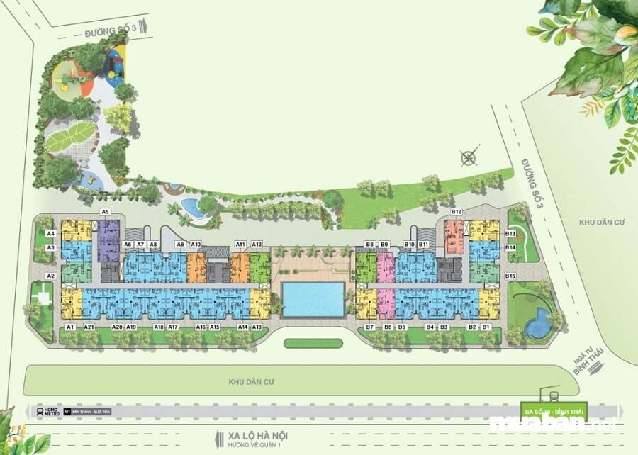 Chủ đầu tư dự án Lavita Garden Thủ Đức là Hưng ThịnhCorp.