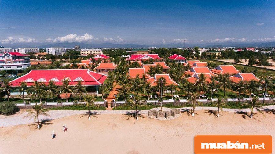 Du lịch phát triển thu hút các nhà đầu tư vào loại hình bất động sản nghỉ dưỡng nhiều.