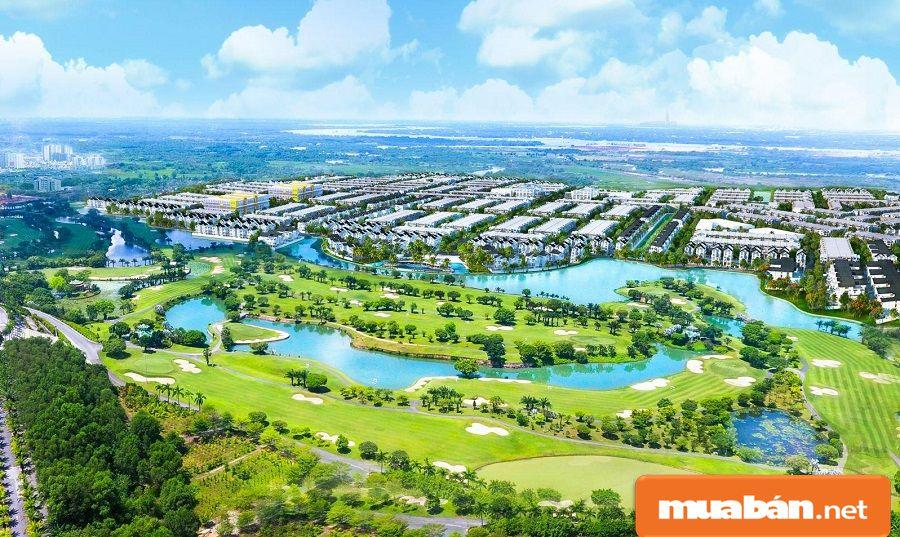Khu vực Biên Hòa có nhiều dự án đất nền với quy mô lớn đang được phát triển.