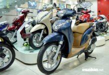 Top 5 mẫu xe máy Honda đáng mua nhất trong năm 2019